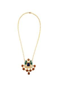 multicolored-kundan-statement-necklace