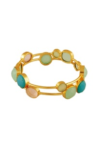 gold-plated-bangle-set