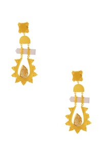 gold-plated-statement-long-earrings