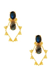 gold-plated-statement-earrings