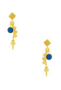 gold-long-earrings-with-stonework
