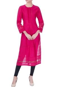 pink-geometric-pattern-kurta