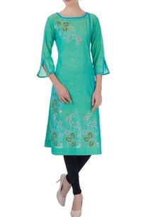 blue-green-nautical-kurta