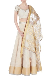 beige-lehenga-blouse-with-dupatta