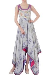 beige-purple-printed-maxi-dress