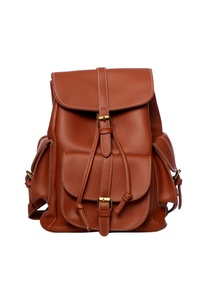 brown-backpack-with-tie-up-straps
