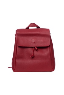 red-backpack-with-snap-closure