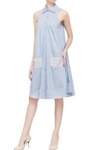 sky-blue-linen-shirt-dress
