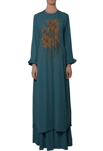 blue-hand-embroidered-dress