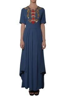 blue-embroidered-kurta-palazzos