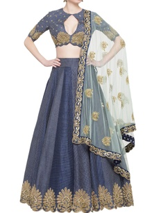 blue-lehenga-set-in-gold-sequin-work