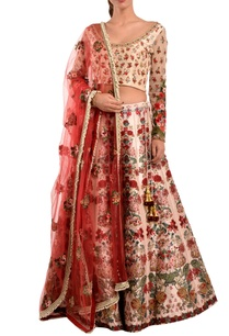 blush-pink-pleated-lehenga-set