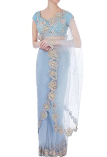 sky-blue-embellished-sari-wrap-blouse