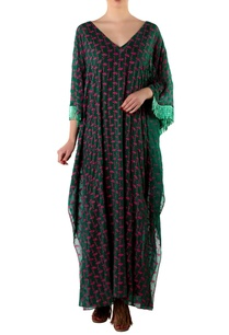 green-tassel-kaftan-with-slip