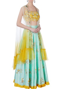 blue-and-yellow-embroidered-lehenga-set