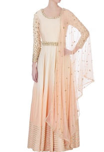 peach-sequin-embroidered-anrkali-set