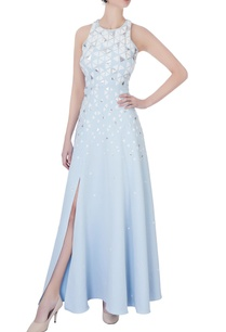 blue-crepe-silk-applique-gown