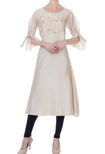 beige-machine-embroidered-kurta