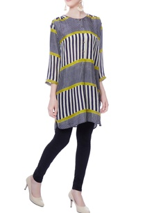 muticolored-striped-tunic
