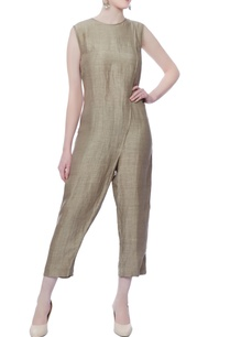 grey-stitched-line-jumpsuit