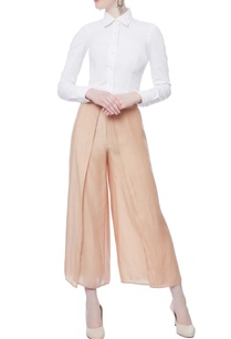 light-pink-flared-pants