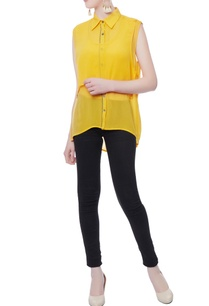 yellow-aline-gerogette-top