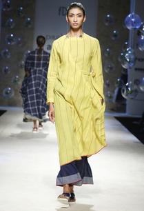 yellow-wrap-style-kurta
