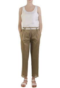 beige-trousers-in-polka-dot-embroidery