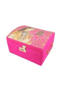pink-faux-crystal-embellished-trunk