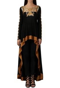 black-asymmetric-style-top