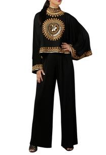 black-kimono-style-cape