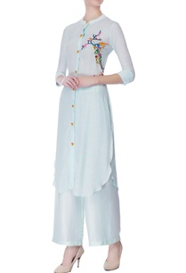 ice-blue-thread-embroidered-kurta-palazzos