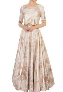 off-white-metallic-dyed-lehenga-blouse