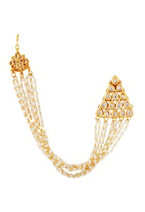 gold-earrings-with-dangling-pearl-accents