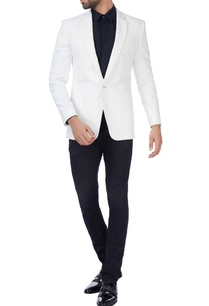 white-textured-nehru-jacket
