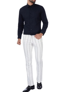 white-stripe-cotton-pants