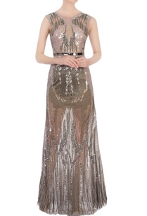 silver-grey-sequin-bead-luxe-gown