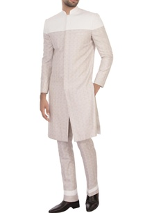 ivory-worsted-wool-textured-sherwani-with-trousers