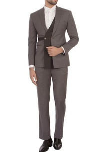 grey-worsted-wool-suit-with-detachable-waistcoat