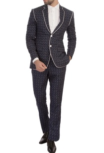 blue-worsted-wool-texture-jacket-with-trousers