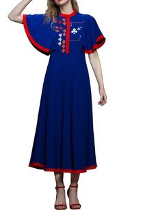 electric-blue-playing-card-motif-dress