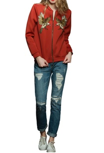 red-scuba-bomber-jacket
