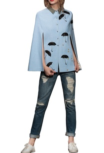 blue-umbrella-motif-cape