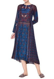 blue-printed-tunic