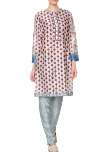 blue-silk-printed-long-tunic
