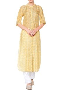 mustard-yellow-long-tunic