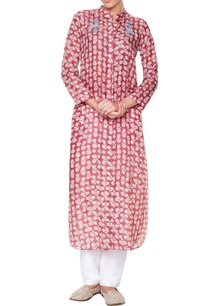 onion-pink-printed-kurta