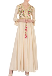 cream-gota-thread-embroidered-dress