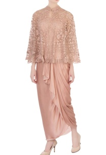pale-pink-net-cape-set