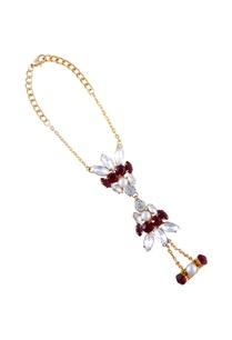 gold-plated-swarovski-slave-bracelet